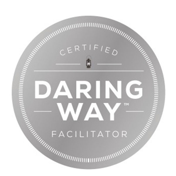 Marjon Bohré - Certified Daring Way Facilitator