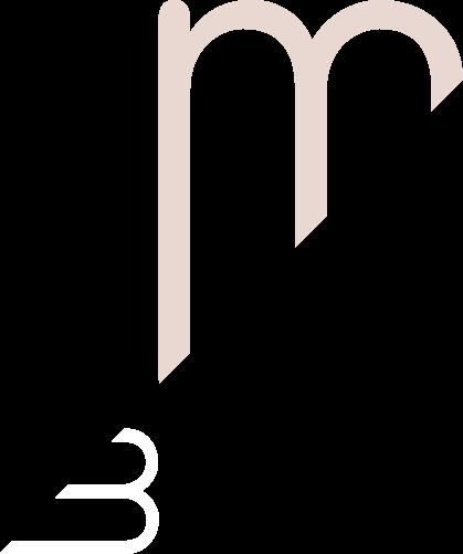 Marjon Bohré logo icoon 2