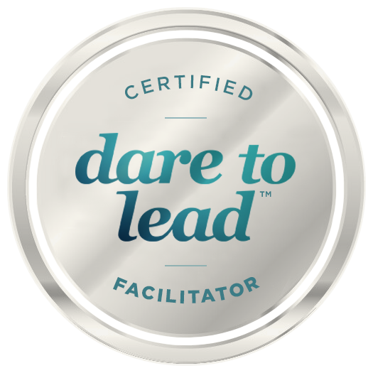 Marjon Bohré - Certified-Dare to Lead-Facilitator-Seal
