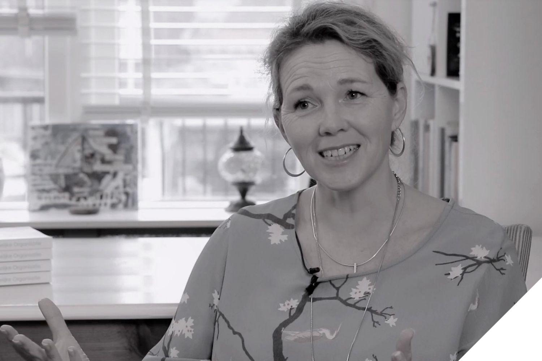 Marjon Bohré - Video Meer Menselijkheid in Organisaties