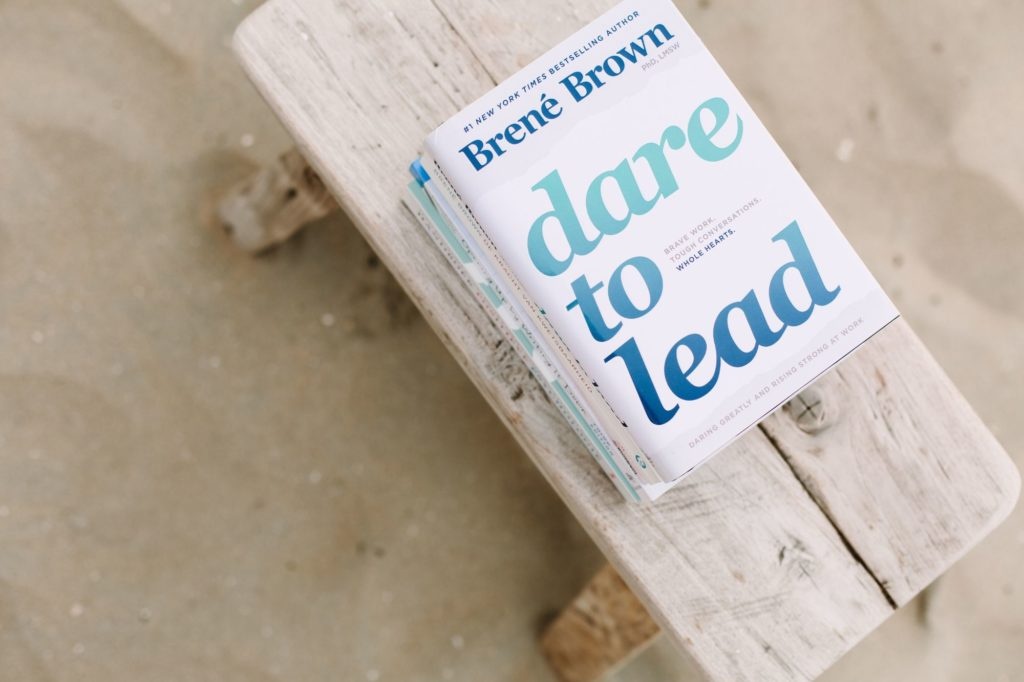 Marjon Bohré - Training Durf te leiden - Brené Brown - Dare to lead