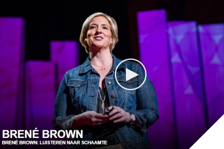 Marjon Bohré - Blogbeeld Luisteren naar Schaamte Brené Brown