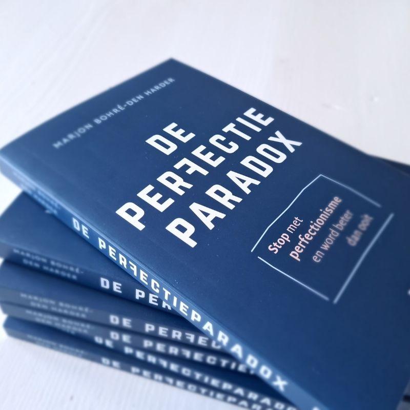 Boeken De Perfectieparadox